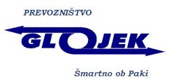 PREVOZNIŠTVO GLOJEK, ARTEJ GLOJEK S.P.