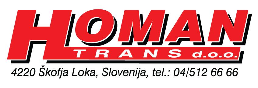 HOMAN TRANS, d.o.o., Škofja Loka