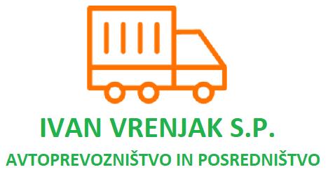AVTOPREVOZNIŠTVO IN POSREDNIŠTVO IVAN VRENJAK S.P.