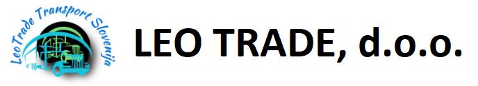 LEO TRADE, podjetje za transport in posredovanje, d.o.o.