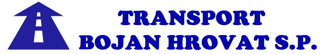 TRANSPORT BOJAN HROVAT S.P.