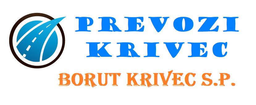 PREVOZI KRIVEC, BORUT KRIVEC S.P.