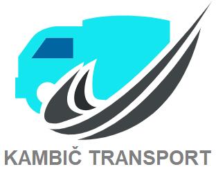 KAMBIČ TRANSPORT, TRANSPORTNE STORITVE, TADEJ KAMBIČ S.P.