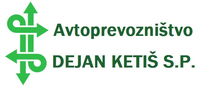 Avtoprevozništvo DEJAN KETIŠ S.P.
