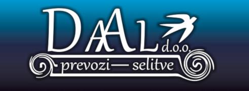 D.A.A.L., Družba za izvajanje prevozov d.o.o.