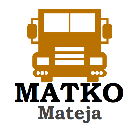 AVTOPREVOZNIŠTVO IN POSREDNIŠTVO, MATEJA MATKO S.P.