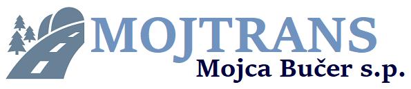 MOJTRANS, Mojca Bučer s.p.