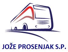 JOŽE PROSENJAK S.P., prevozi oseb