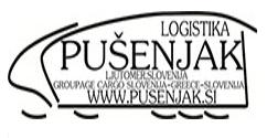 Logistika Pušenjak, transportne storitve, d.o.o.
