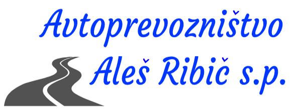 AVTOPREVOZNIŠTVO ALEŠ RIBIČ S.P.