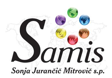 SAMIS - Organizacija transporta, Sonja Jurančič Mitrovič s.p.