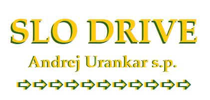 SLO DRIVE, Andrej Urankar s.p.